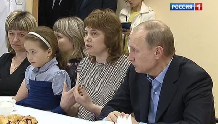 Владимир Путин пообещал, что зря никого не накажут