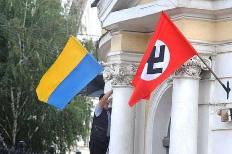 Германия признала, что на стороне украинских карателей воюют европейские нацисты