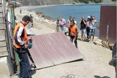 Конец огораживанию крымских пляжей!