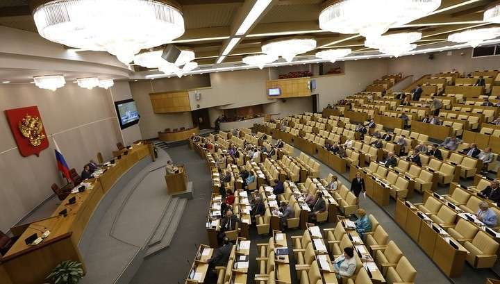 Дума поддержала проект Президента Путина об амнистии