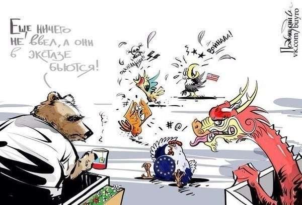 США не смогли убедить Китай ввести санкции против России