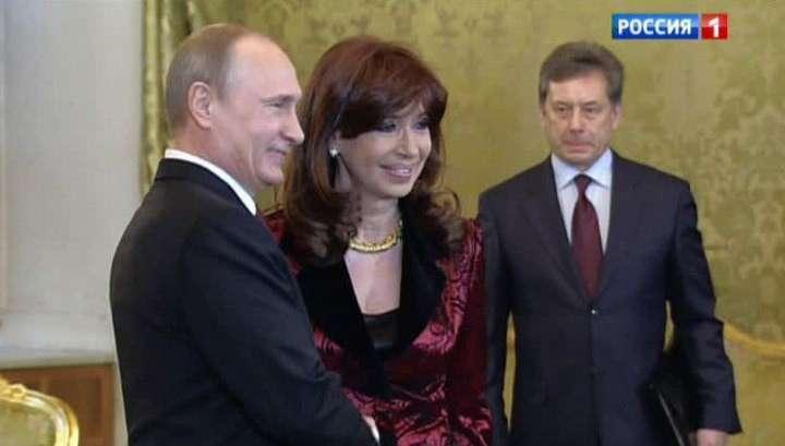 Аргентина стала стратегическим партнёром России в Латинской Америке