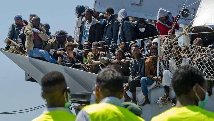 Европа в осаде незаконных эмигрантов