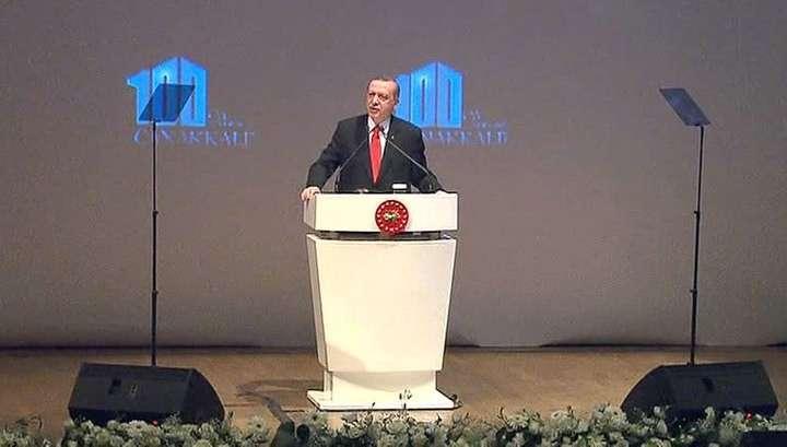 Реджеп Эрдоган не выделяет армян среди других жертв Первой Мировой