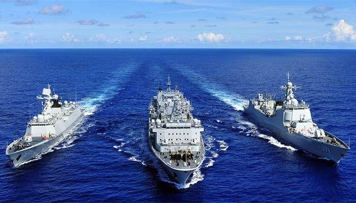 «Красный дракон» поможет Крыму. По данным турецких СМИ, китайские боевые корабли могут войти в Черное море чтобы потеснить американцев