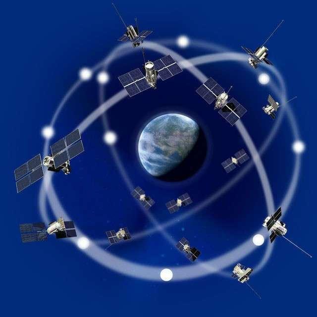 Орбитальная группировка ГЛОНАСС заработала в полном составе