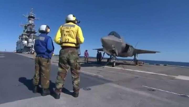 США поставят Израилю истребители F-35. Так им и надо!