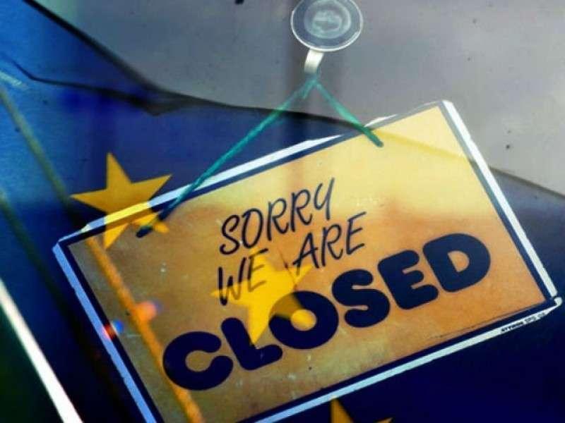 Евросоюз закрыт, и все мечты о нём тоже