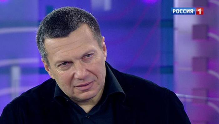 Владимир Соловьёв сравнил работу с Путиным с участием в Олимпиаде