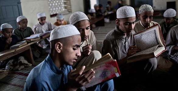 В египетских школах запретили цитаты из Корана. 318336.jpeg