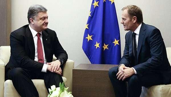 Туск нанес сокрушительный удар по честолюбию Киевской хунты