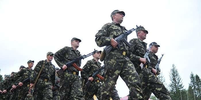 Правительство «обвело вокруг пальца» украинских военнослужащих