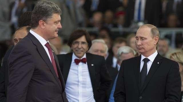 France 24 поставил Путина в пример украинскому президенту