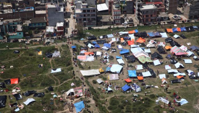 Самолёты МЧС эвакуировали ещё 127 граждан России и других стран из Непала