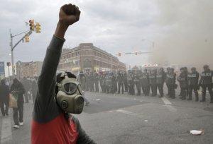 За беспорядками в Балтиморе и Фергюсоне стоит Сорос?