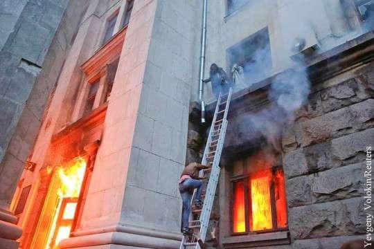Чешский дипломат одобрил сожжение людей в Одессе