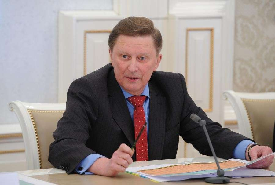 Сергей Иванов: Россия намерена создать сеть наземных станций ГЛОНАСС на территории 36 стран