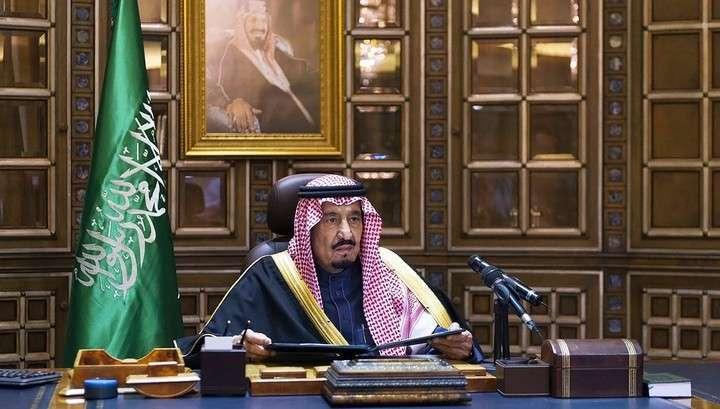 Саудовский король сделал важные перестановки