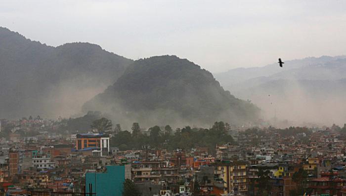 В Непале произошло ещё одно землетрясение магнитудой до 6 баллов