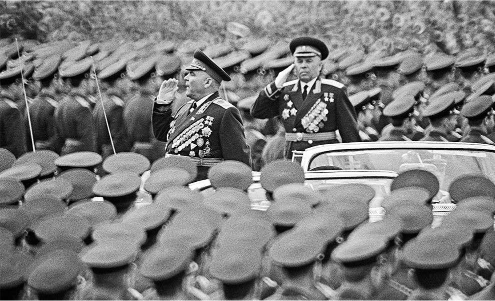 9 мая 1965 года - 20-летие Победы