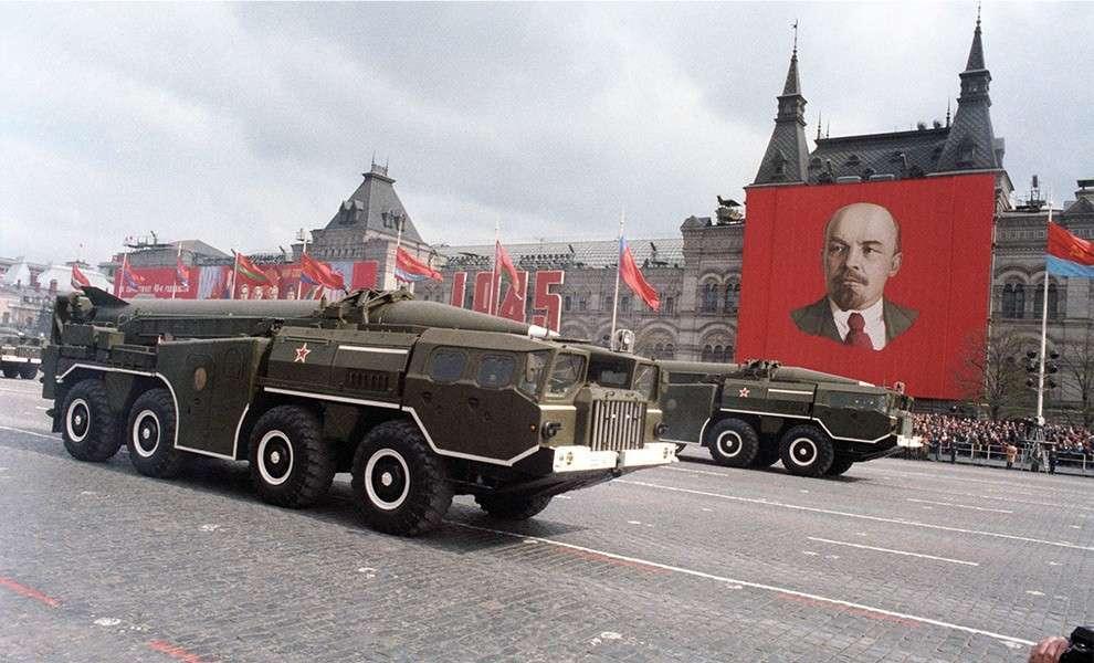 9 мая 1985 года - 40-летие Победы