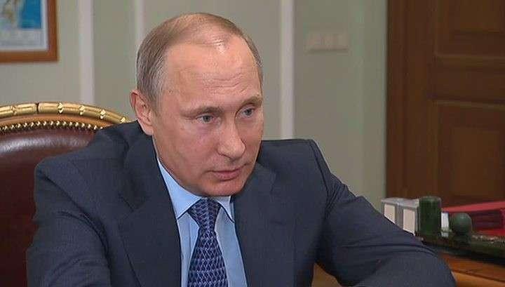 Владимир Путин призвал активнее развивать малый бизнес