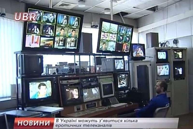 На Украине российские телеканалы сменят на эротические