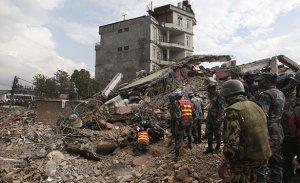 Около 1000 граждан стран ЕС пропали без вести в Непале