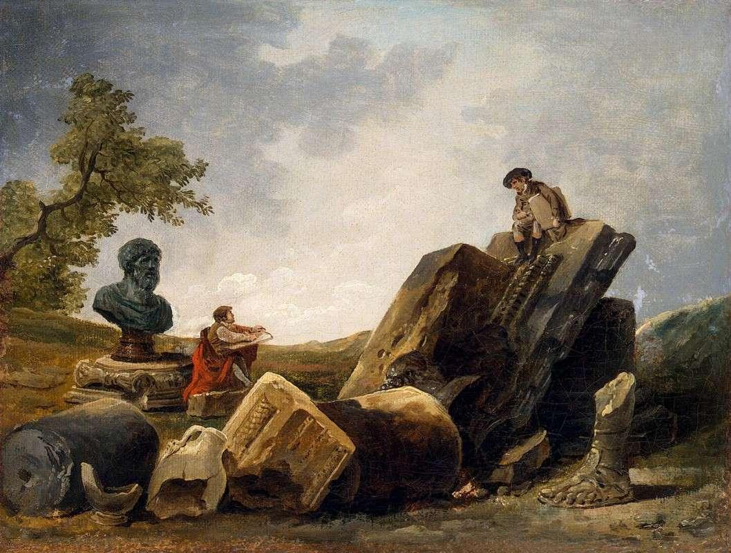 Художники (1790)