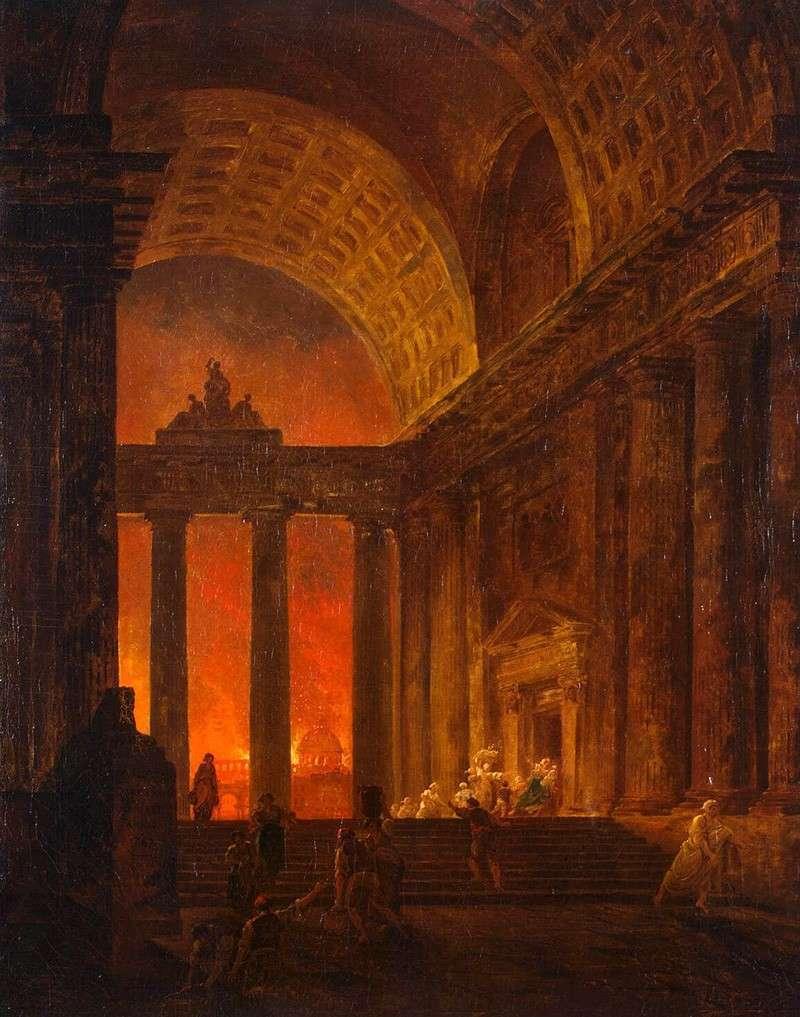 Пожар (1787)