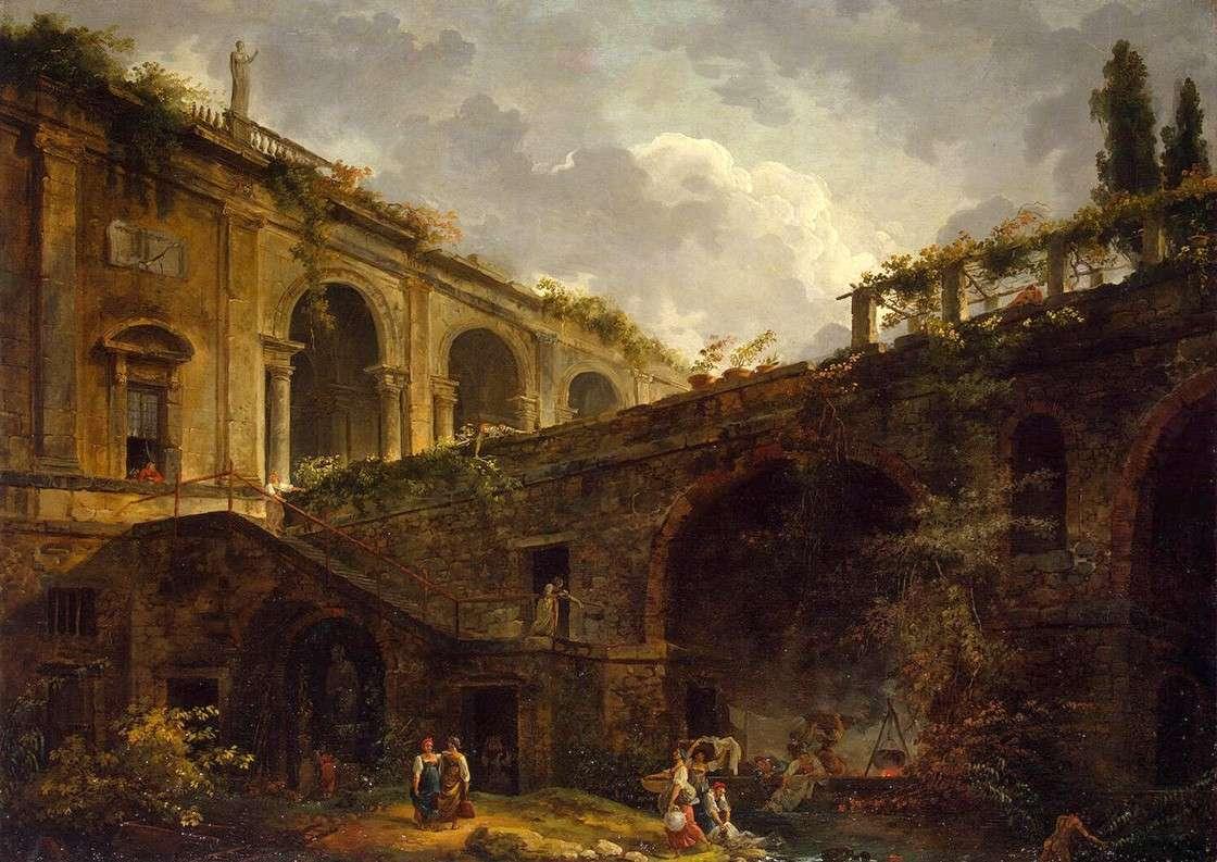 Вилла Мадама под Римом (1762)