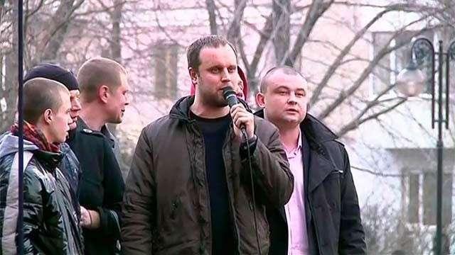 «Народный губернатор» Донецкой области предложил создать государство Новороссия