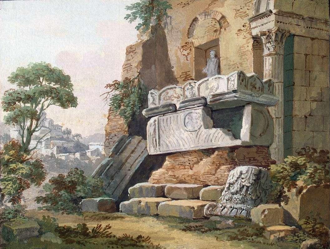Charles-Louis Clerisseau