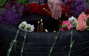 Украинская жидо-Хунта не видит акций памяти Одесской Хатыни, которые проходят по всему миру