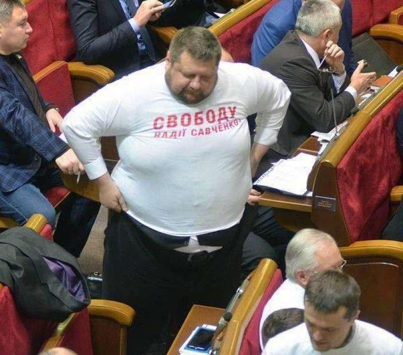 Киевские жидо-депутаты гордятся тем, что сделали в Одессе