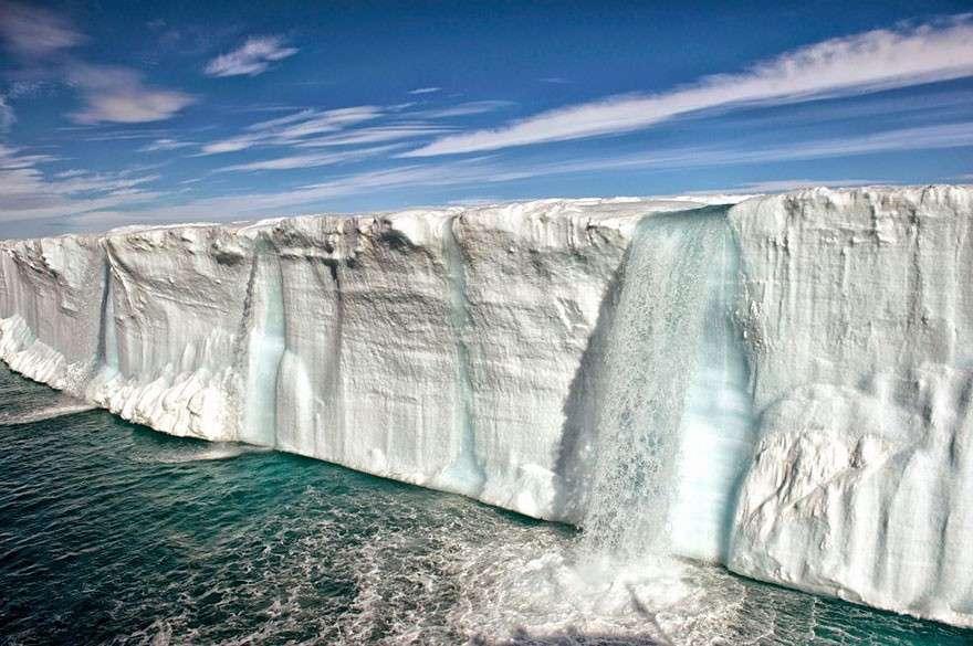 Таяние ледников, Норвегия  мир, население, последствие, фотография