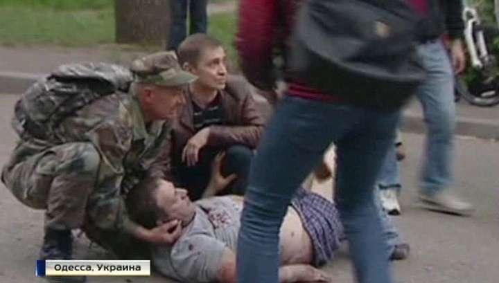 Жуткая казнь в Одессе была спланирована еврейской властью Украины