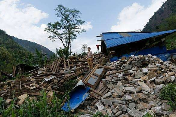 Непал умоляет присылать гумпомощью крупы и палатки, а не деликатесы и соусы. Непал