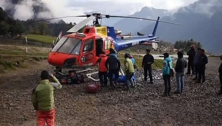 В Непале обнаружены тела 50 альпинистов, погребённых под лавиной