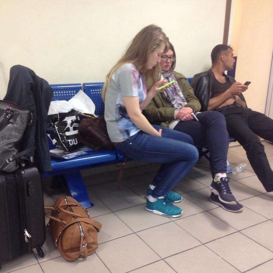 Очередное беззаконие укро-Хунты: россиян не пускают в Одессу