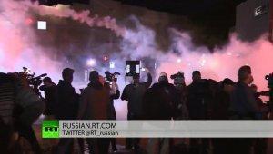 Пиндосские СМИ предпочитают масштабные беспорядки мирным демонстрациям