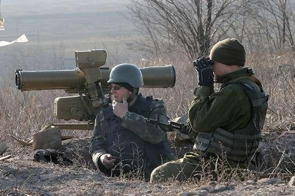Минобороны ДНР: ВСУ использовали боеприпасы НАТО. 318925.jpeg