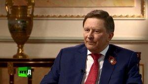 Сергей Иванов дал интервью RT