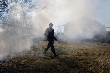 В ДНР рассказали о неудачной атаке украинских военных под Широкино