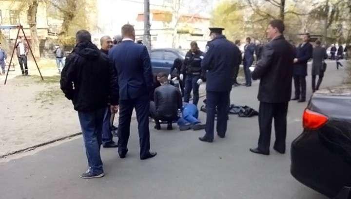 Война пришла в Киев: криминал терроризирует столицу Украины