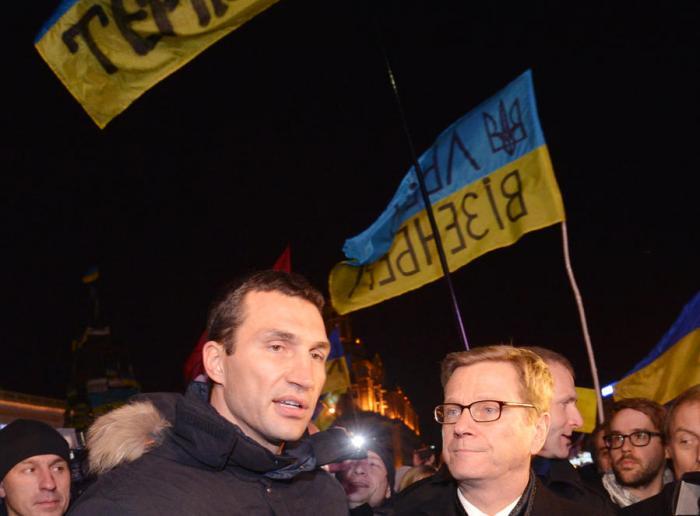 Западные «ценности» Украине прививали на деньги германского фонда