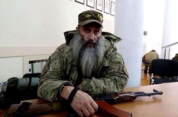 Ашер-Йозеф Черкаський, волонтер батальона «Днепр». Кадр: Youtube