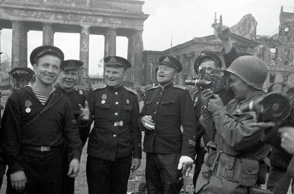Минобороны РФ запустило сайт «Память народа» о судьбах героев ВОВ