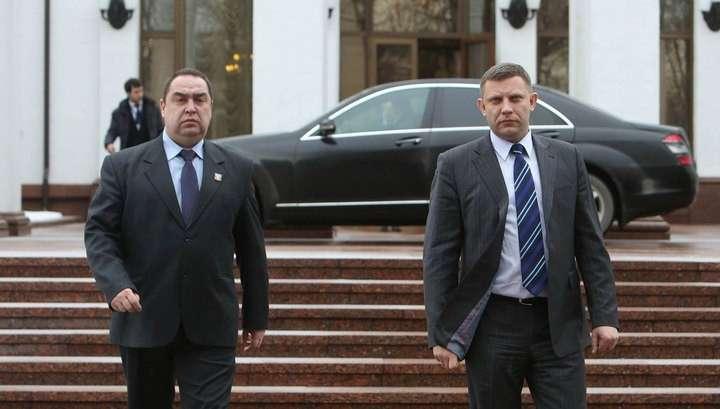 Главы ДНР и ЛНР официально приглашены в Минск 6 мая