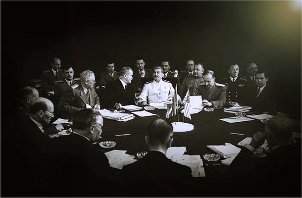 СССР не позволил озверевшим демократам истребить побеждённых немцев